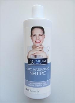 Premium Massage olie Neutraal  Aktie