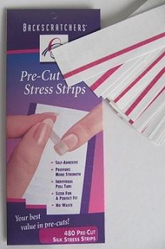 Silk Strips Pre-cut 480 stuks