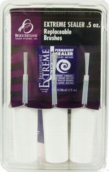Brushes 3 stuks ( sealer )